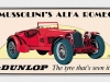 Dunlop: Alfa Romeo