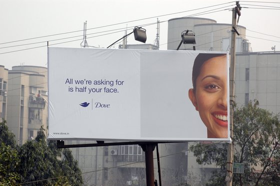 Dove: soft sell and hard sell | Bhatnaturally
