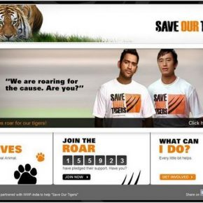 Aircel's Save Our Tigers: advertising in CSR skin?