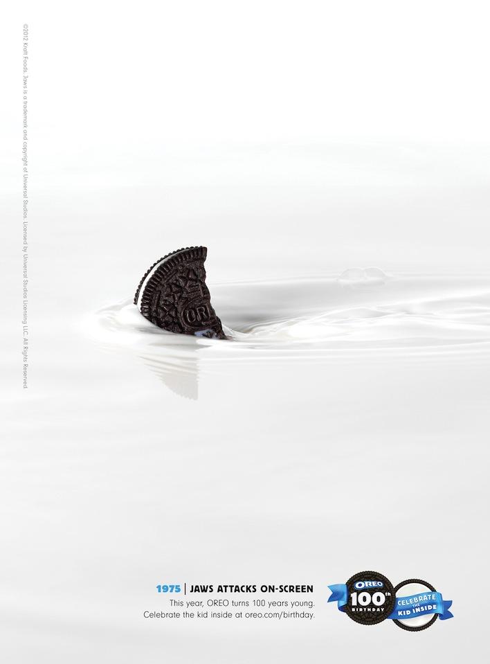 Oreo: Jaws