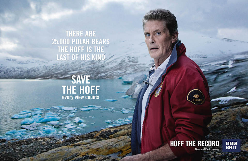 Hoff The Record - David Hasselhoff