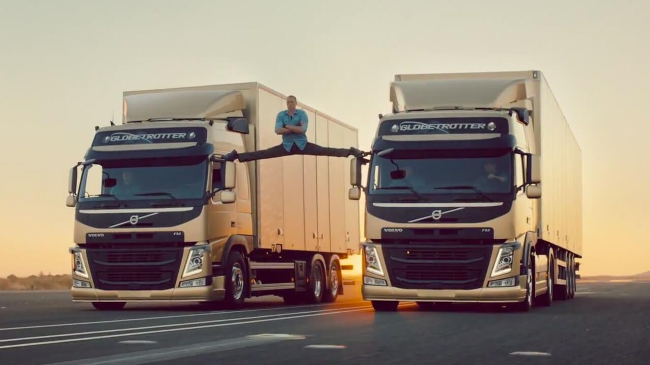 Volvo epic split